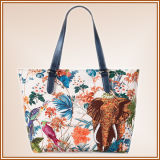 Coated PVC Printed Oxford Bag