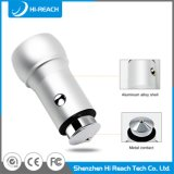 Aluminum Alloy DC5V/3.1A Dual USB Mobile Phone Car Charger