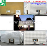 Cheap Clear Inflatable Camping Tent--Inflatable Cube Tent (BJ-tt02)