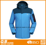 Men's High Funtion Quality Waterproof 3 in 1 Customized Sport Outdoor Jacket
