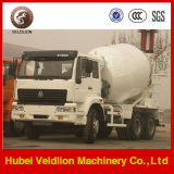 LHD Pto 20 Tons Concrete Mixer Tank Truck