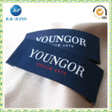 Customized Clothing Label / Fabric Woven Tags Supplier (JP-CL011)