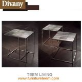 Divany Stainless Steel Modern Design Coffee Table