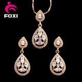 Women Fashion Necklace Earring Jewelry Set