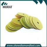 Resin Diamond Polishing Pad for Granite and Marble