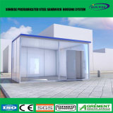 Prefab Prefabricated Modular Movable Mobile Foldable Container House Shop Office