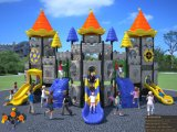 Kaiqi Medium Sized Fantasy Castle Themed Children′s Playground with Slides - Available in Many Colours (KQ50055A)