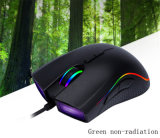 Economic Opitical Negative Ions Purification Gaming Wired Mouse