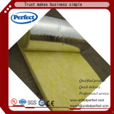 Glasswool Insulation Blanket with Aluminum Foil