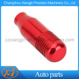 CNC Turning Gear Shift Knob with Metal Threaded Insert