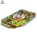 Factory Wholesale New Design Attractive Children Commercial Interior Playground