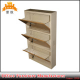 Wholesale Steel Furniture Metal Locker Shoes Storage Rack Shoe Cabinet