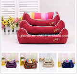 Soft and Warm Plush Dog House Bed Luxury Pet Dog Bed Wholesale