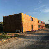 2 Floor Container Building Hotel with Luxuary Room Design