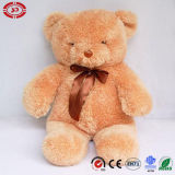 Teddy Fluffy Bear Lovely for Gift Toy with Ribbon