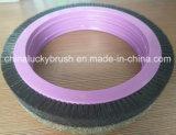 Dense Holes Bristle Wheel Brush for Bruckner Big Stenter (YY-392)