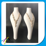New Design White Display Bust Necklace Display with Best Price