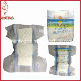 Low Price Baby Diaper with Reusable Hook & Loop Tape