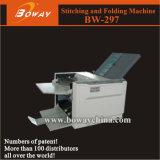 Desktop Small Office A4 Paper Fold Folding Folder Machine (BW-297)
