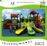 Kaiqi Large Forest Treehouse Themed Children′s Playground (KQ10051A)