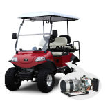 Golf Buggy /Golf Equipment 4seat Hunting Cart with Hybrid Generator