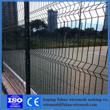 Anti-Climb Welded Mesh Fence, Cheap Mesh Security Fence Panels