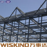 Pre-Engineering Frame Building Steel Structure for Car Parking