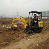 High Quality Hot Sale Crawler Excavator Mini Machine Small Place