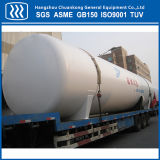 50m3 Liquid CO2 Cryogenic Storage Tank