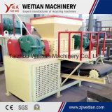 Ce Certificate Double Shaft Waste Wood Shredder
