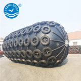 Marine Pnuematic Fenders with Galvanized Chain and Tire