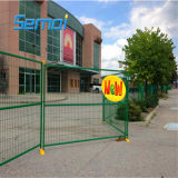 Temporary Portable Fence Panels for Canada Market