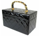 Lattice Work Fashion Cosmetic Bag Household