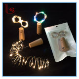 Wine Bottle Stopper Cork 2m 20 LED Lights String