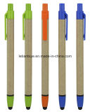 Recycled Paper Stylus Ball Pen (LT-C814)