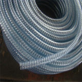 Anti-Static Industrial Food Grade Plastic PVC Steel Wire Reinforced Suction Hose