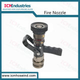 Plastic Fire Hose Nozzle with BS Adaptor Forestry