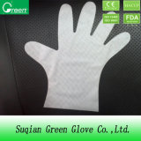 Clear Disposable TPE Medical Glove
