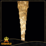 Hotel Project Crystal Chandelier Custom-Made Decorative Lamp (Ka866)