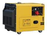 Cheap Soundproof 5kv Diesel Generator