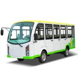 14 Seats Electric Vehicle for Passenger Transportation with Air Conditioner