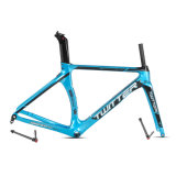 2019 Gravel Disc Brake Super Light OEM Carbon Road Bike Frame 700c