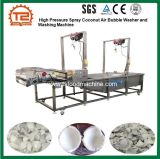High Pressure Spray Coconut Air Bubble Washer and Washing Machine