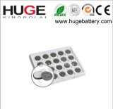 3V 240mAh Lithium Metal Button Cell Cr2032