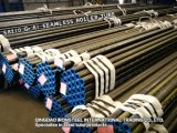 42mm~139.7mm ASME SA210 Gr A1 Hot Rolled Seamless Steel Pipe for Boiler Tube with Lower Price