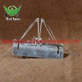 Tunnel Mole Trap Heavy Duty Steel Galvanized Scissor Action Mole Trap Strong Spring Pest Control