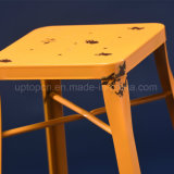 Industrial Widely Used Antique Finishing Counter Bar Stool (SP-MC047)
