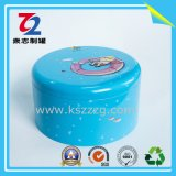 Gift Packaging Round Tin Can for Metal Tissue Box
