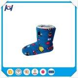 Car Animal Printed Warmer Soft Boots for Boys