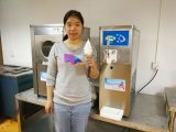 Slim Body Single Flavor Soft Serve Ice Cream Machine